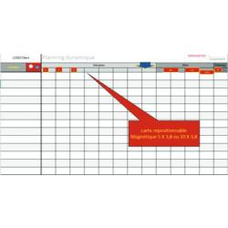 Dynamic Planning board 1800...