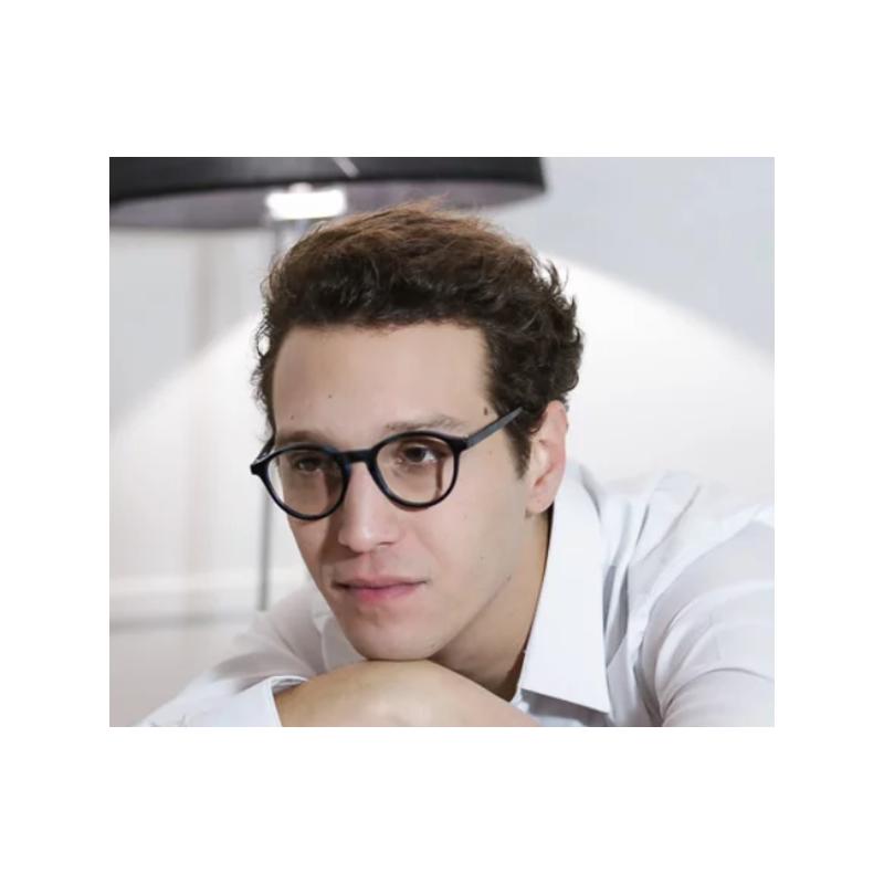 Anti-fatigue glasses